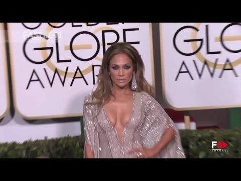 GOLDEN GLOBE AWARDS 2015 Celebrities Style by Fashion Channel