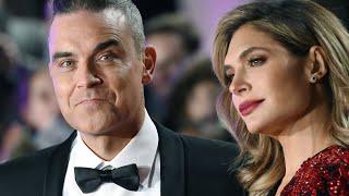 Robbie Williams - Wow! Dieses Sixpack von Ehefrau Ayda muss aus Stahl sein
