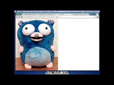 Google I/O 2011: Writing Web Apps in Go