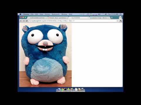 Google I/O 2011: Writing Web Apps in Go