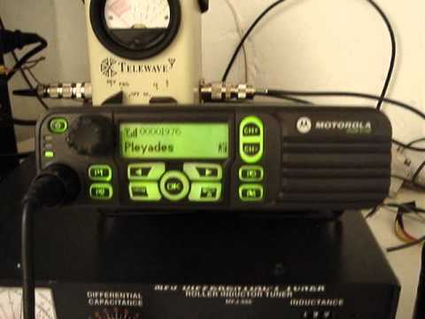 Motorola Mototrbo comparison between analog and digital audio by XE1XNP