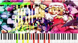 東方ピアノ/『U.N.オーエンはハルトマンなのか?』samidare様(弾けない)