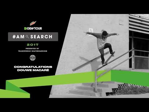 2017 Am Search Netherlands Winner | Douwe Macare