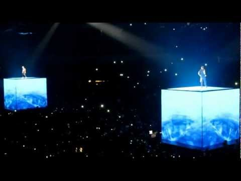 Who Gon Stop Me - Watch the Throne Tour - Kanye West & Jay-Z - Dallas - American Airlines Center