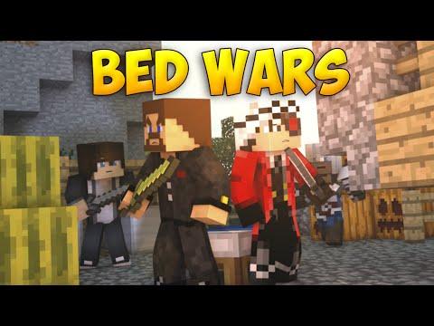 Minecraft BedWars #51 - ИГРАЕМ ПРОТИВ ЧИТЕРА