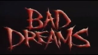 Bad Dreams (1988) - Official Trailer