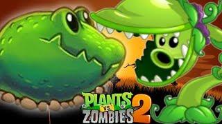 ✔️Cá Sấu Kết Hợp Hoa Ăn Thịt Bá Đạo Battlez Week 57 | Plants Vs Zombies 2 3D | Hoa Quả Nổi Giận 2