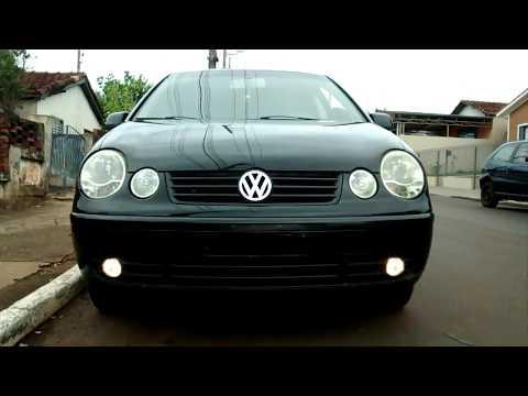 Troca e teste da lampada do farol auxiliar (neblina/milha) do VW Polo