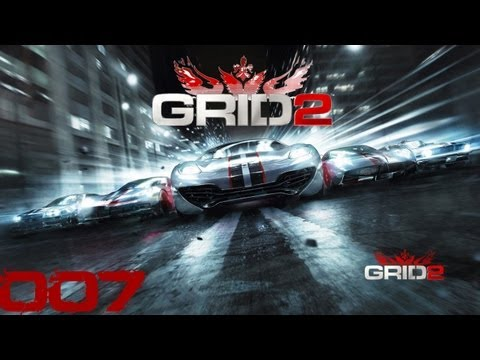 [Letsplay] GRID2 #007 [German/HD] :