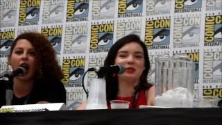 San Diego Comic-Con 2017 {Boruto, Sarada, & Mitsuki english voice actors} ~Shonen Jump Panel~