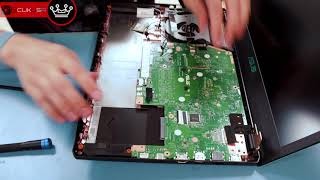 Asus K570U | How to Service, Upgrade & Fix Laptop (Teardown)