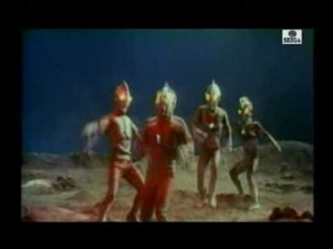 Ultra Brothers vs Ultraman Leo and Astra Part 1