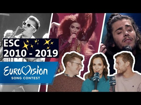 ESC 2010 - 2019: Die Dekade mit Alina, Stefan & Consi | Eurovision Song Contest
