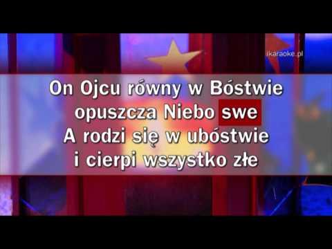 Kolęda - Do Szopy Hej Pasterze (karaoke)