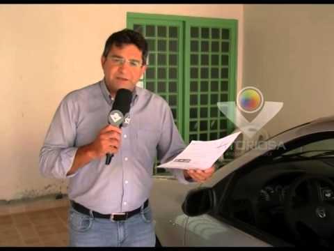 Homem recebe várias multas de veículo que não é dele