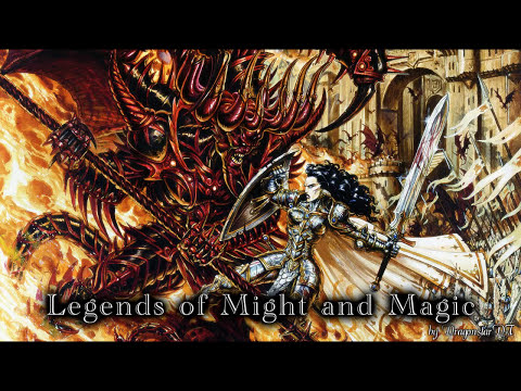Heroes of Might and Magic V Best of Mix - Legends of Might and Magic
