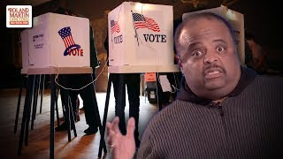 "Roland Martin Questions Why Do Poor Whites In Mississippi Vote Republican, ""Y'all Broke As Hell"""