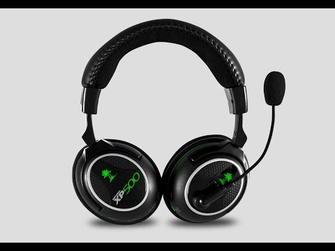 Turtle beach x12 hook up