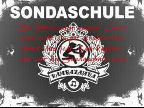 Sondaschule - Sondaschule