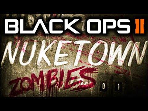 Black Ops 2 Nuketown 2025 Easter Egg Tutorial - Call of