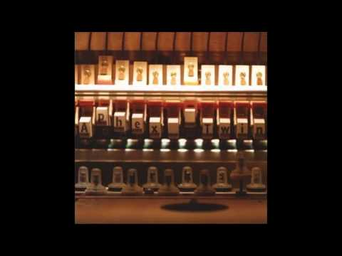 Aphex Twin - Drukqs - vordhosbn