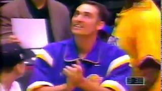 Lakers @ Spurs, 1998 (Shaq's monster dunk on DRob)