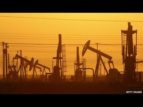Crude oil at four-year low after Saudi Arabia price cut