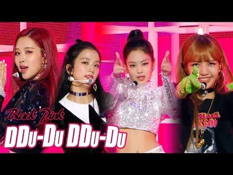 Download Comeback Stage BLACKPINK  - DDU-DU DDU-DU , 블랙핑크 - 뚜두뚜두   Show  core 20180616 Mp4 baru