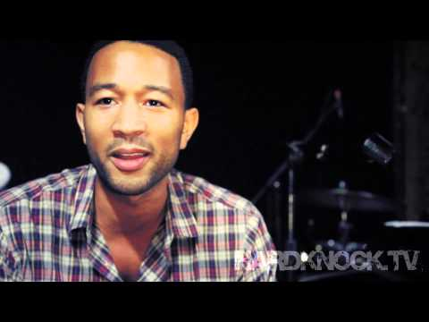 http://www.hardknock.tv Hard Knock Tv's Nick Huff Barili caught up with John Legend and in this segment they talk about John's feelings about building a Mosq...