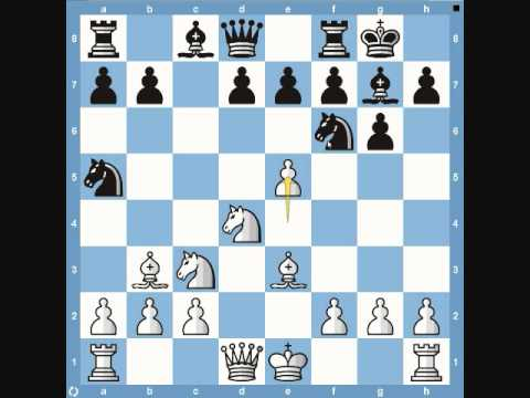 Chess Traps:  Bobby Fischer Trap