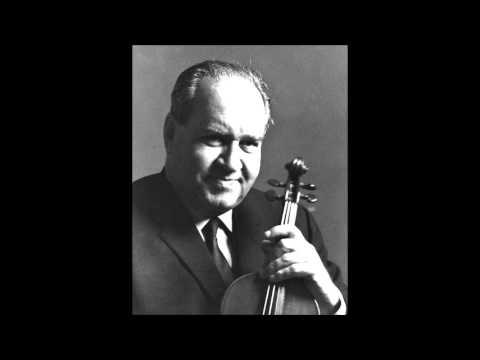 David Oistrakh, Brahms Violin Concerto in D major Op.77, Pedrotti