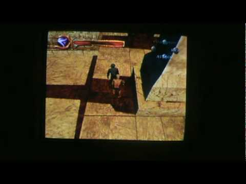 The Mummy Returns game [PS2] (2001): Imhotep - Karnak (Part 1)