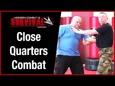 Close Quarters Combat - The Clinch vs. Multiple Attackers Image 1