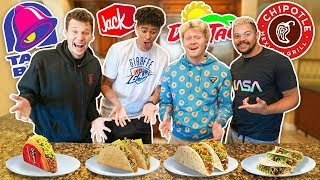 Who Makes The BEST TACOS!?