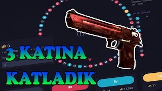 3 KATINA KATLADIK!! / CS:GO EXCLUSIVE / 5 DOLAR!!