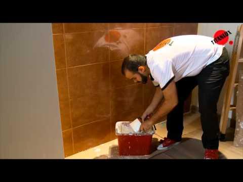 Reformar una cocina con pintura ii youtube - Pintura para azulejos de cocina ...