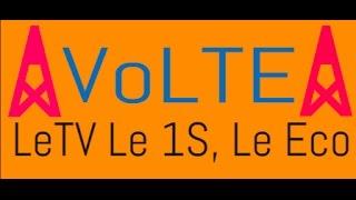VoLTE in LeTV Le 1s , LeEco 1s