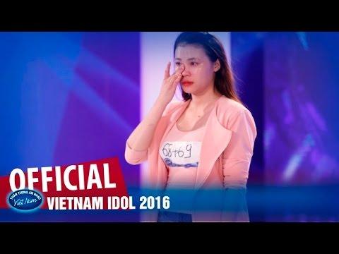 VIETNAM IDOL 2016 - TẬP 4 - BAY - NÔNG THU HẬU