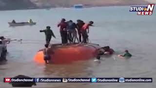 6 Drown as Boat Capsizes in Narmada River - Maharastra  - netivaarthalu.com