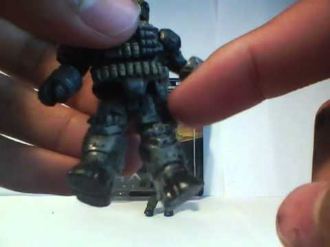 Halo Minimates Emile Halo Reach Minimates Emile And