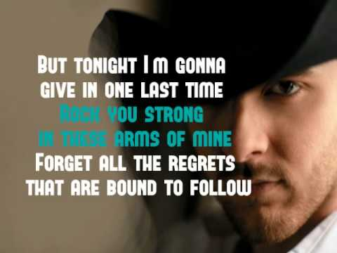 Tomorrow (HQ) by Chris Young (lyrics)
