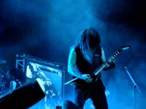 Machine Head - Live in Luxembourg - 01/12/11 - Old (with Frederic Leclercq of Dragonforce)