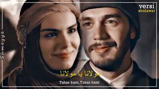 Sholawat YA MAULANA [ Versi Arab ] Klip Paling Menyentuh Hati  Cover NISSA SABYAN