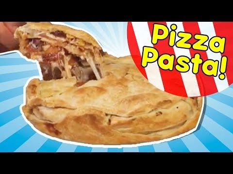 Pizza Pasta Yaptık - Efsane Oldu!