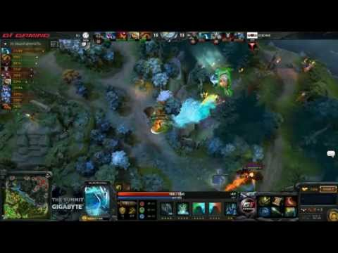 IG -vs- EHOME, The Summit 3 China Phase 2, WB Semifinal, game 1