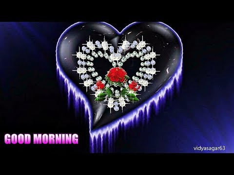 GOOD MORNING video -WhatsApp