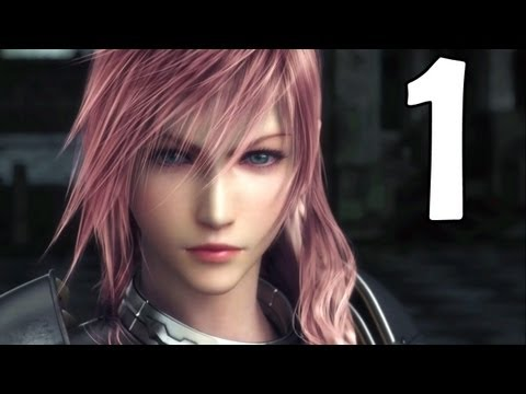 Final Fantasy XIII-2 - Movie Version -1- Lightning Returns (Opening)