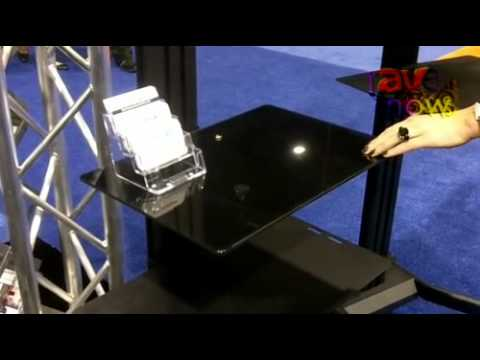 DSE 2012: Crimson AV Highlights Display Stands and Carts