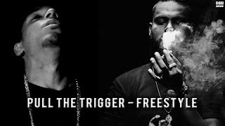 Pull The Trigger (Remix) | Freestyle | Venor NRS x Black Zang | Music Video | Desi Hip Hop Inc
