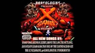 Hard Like A Criminal (Dirty) - Redman and Yukmouth (Luniz) - Beatology Records - Los Angeles